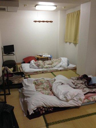 Hotel Raizan South: room