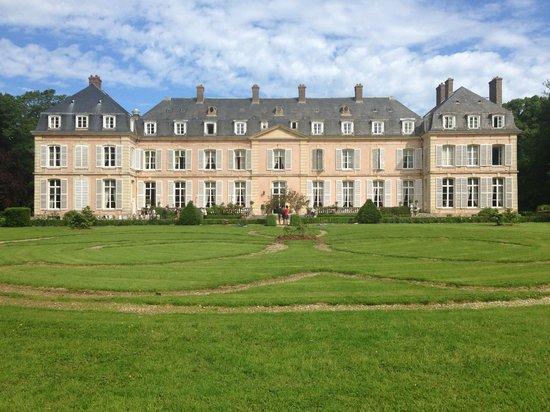 Chateau de Sissi : Le château