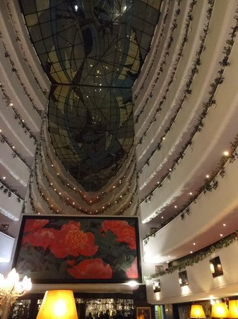 Hotel Rabat: ロビー
