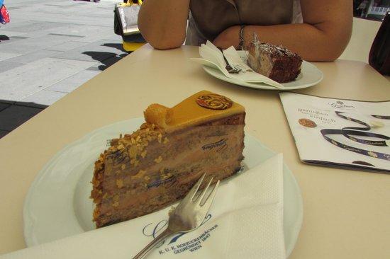Gerstner K&K Hofzuckerbäckerei: Our cakes