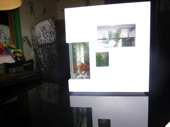 Hotel Monaco Portland - A Kimpton Hotel : Our Goldfish