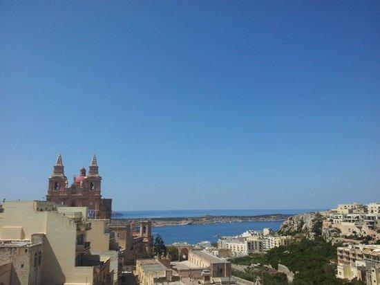 Maritim Antonine Hotel & Spa : Balcony view