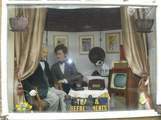 Montacute TV Radio Toy Museum