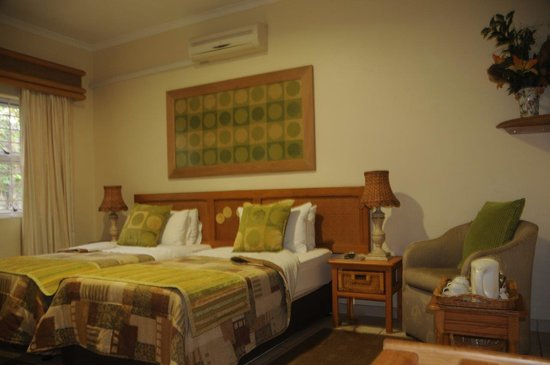 Centre Court B&B : Double or Twin Room