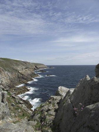 Le Logis du Stang : Hiking near the Pointe du Raz