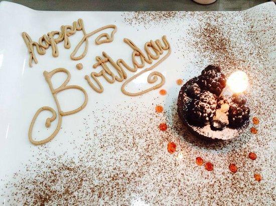Marta's Workshop : birthday cake