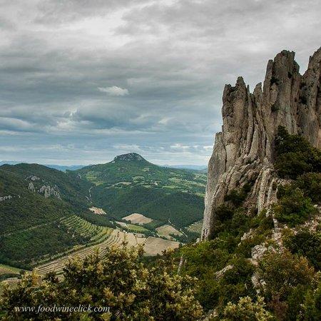 Domaine Rouge-Bleu : Beautiful hiking nearby