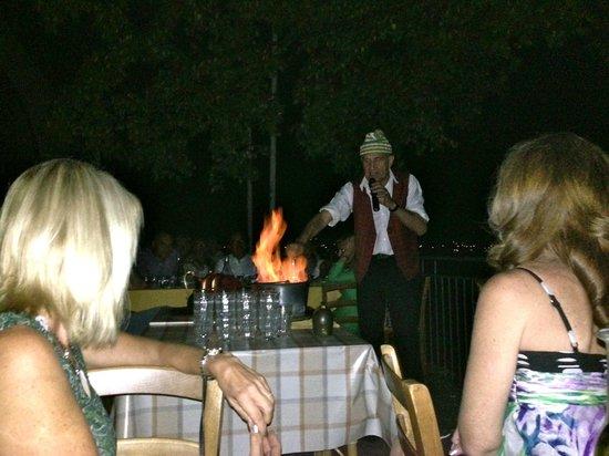 Ossuccio, Italy: Benvenuto