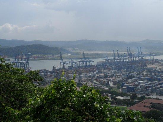 Cerro Ancón: Panama Canal