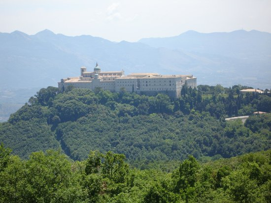 Monte Cassino Battlefield Tours: Monte Cassino