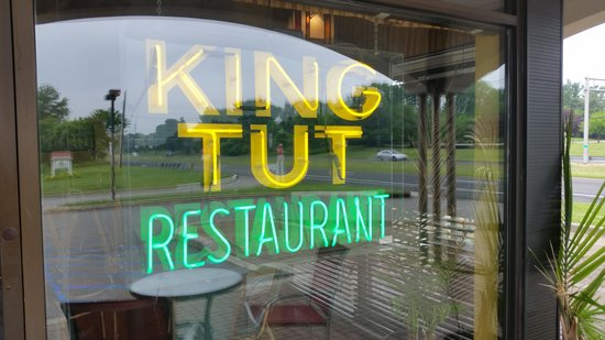 King Tut: A have got to try restaurant