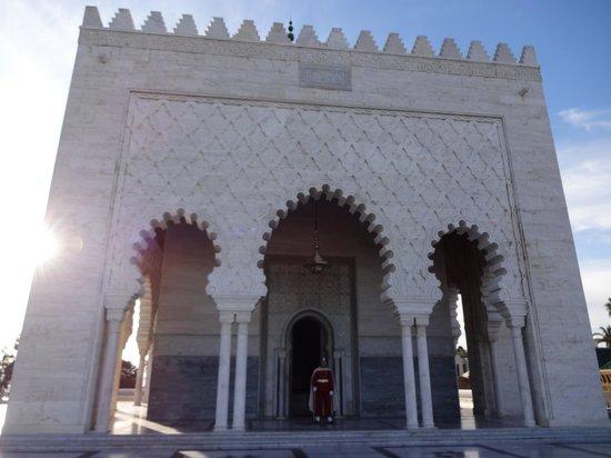 Mausolée de Mohammed V : photo