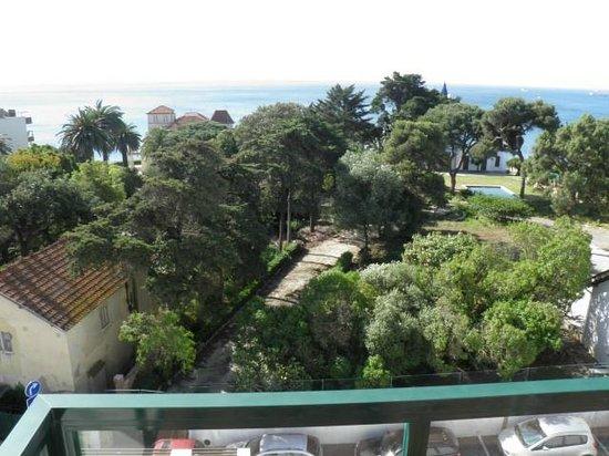 Saboia Estoril Hotel: Varanda
