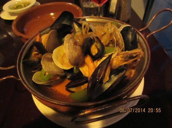 Atasca: Mixed seafood