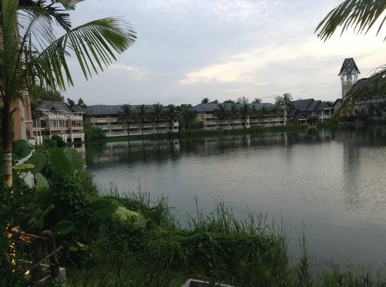Allamanda Laguna Phuket: View from the bar