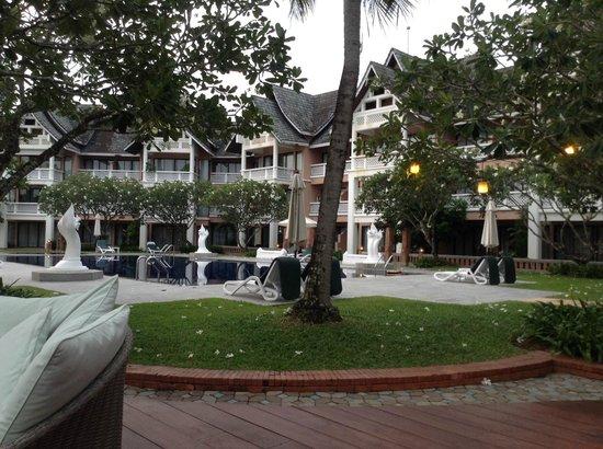 Allamanda Laguna Phuket: All rooms are with balcony