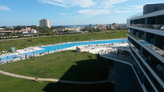 Alvor Baia Hotel Apartamento: Vista Quarto 418