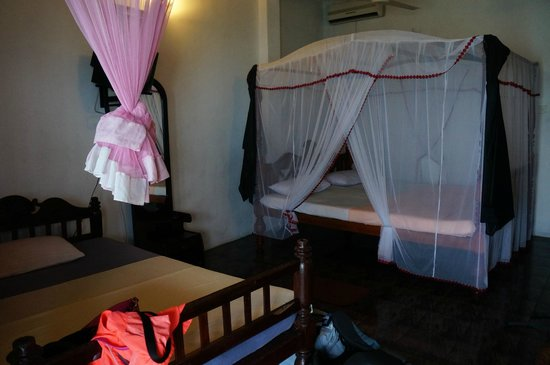 Peacock Hotel: Chambre 4 personnes