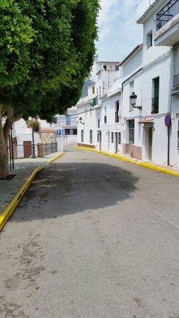 Restaurante y Bar Troyano: Calle
