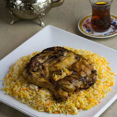 Chicken Kabsa Picture Of Heyoo Dubai Warsaw Tripadvisor