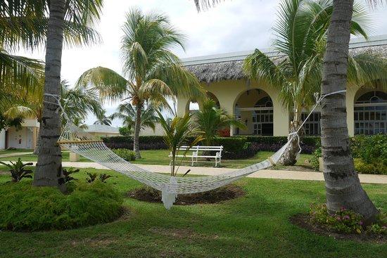Paradisus Varadero Resort & Spa: Hammock - Time for a snooze!
