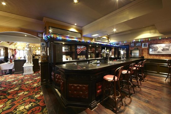 Victory pub kitchen picture of village urban resort - Wirral hotels with swimming pools ...