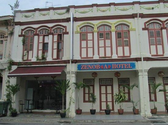 Hotel Zenobia: zenobia hotel