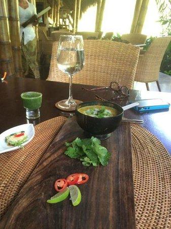 Fivelements Spa: Soup