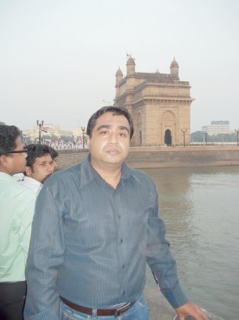 At Gateway of India