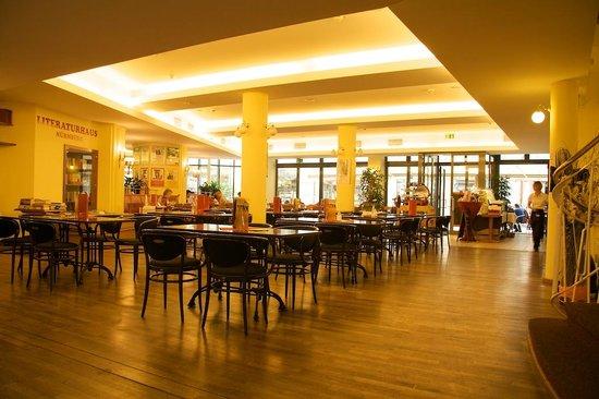 Restaurant im Literaturhaus