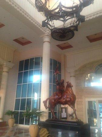 Sultan Gardens Resort: Entrance