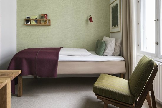 Hotel Alexandra : One of our 50´s single rooms