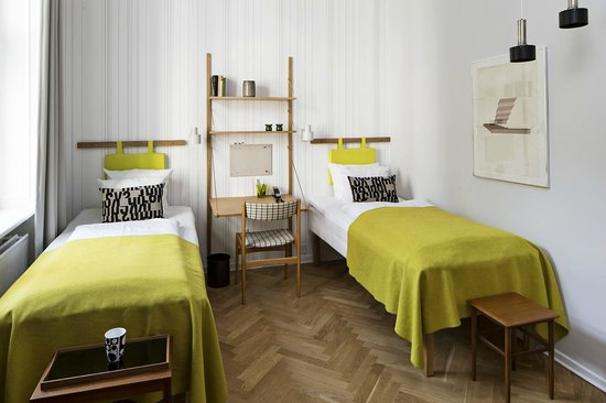 Hotel Alexandra : One of our 60´s rooms