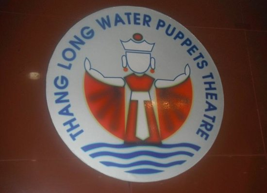 Thang Long Water Puppet Theater: Sign