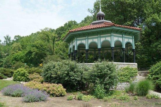 Eden Park: Spring House Gazebo..
