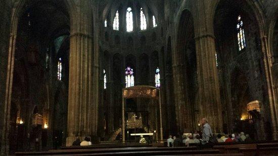Girona Cathedral (Catedral): Interior de la catedral
