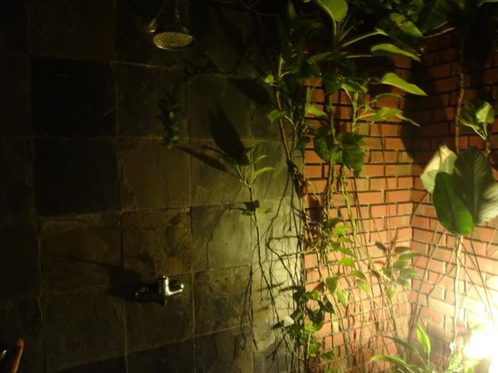 The Frangipani Langkawi Resort & Spa: Outdoor Bathroom