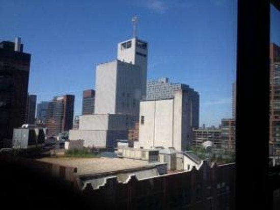 Holiday Inn Midtown / 57th St : Vista do quarto