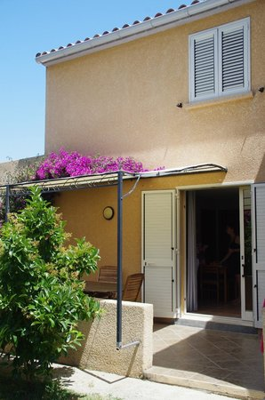 Residence Guddelmoni : Vue d'une des terrasses
