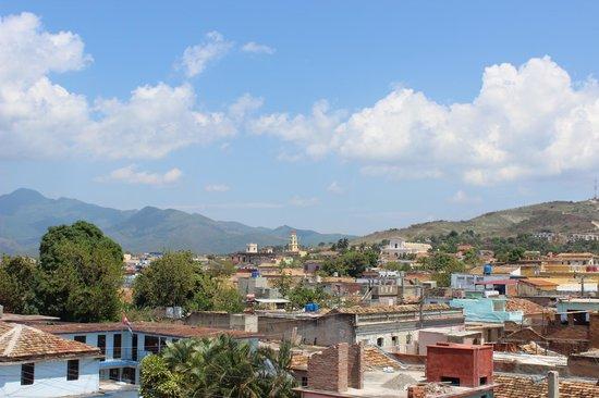 Hostel Noel y Nury : View from Terrace