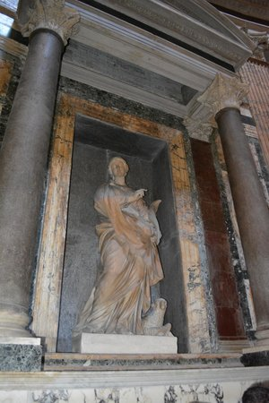 Pantheon: St. Agnes and Agnus Dei Vincenzo Felici