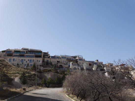 Cappadocia Cave Resort & Spa: 外観