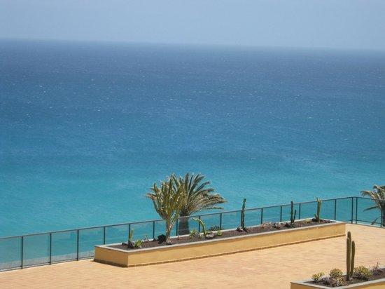 SBH Club Paraiso Playa: vista dal ristorante