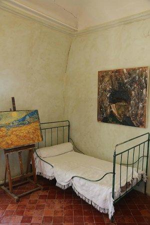 Saint-Paul de Mausole : Vincent's bedroom