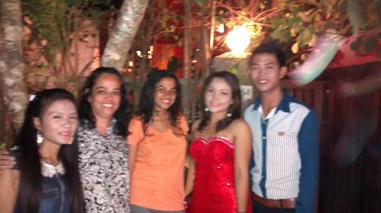 Golden Temple Hotel: with rose, ana and alex