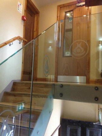 Safa : stairwell