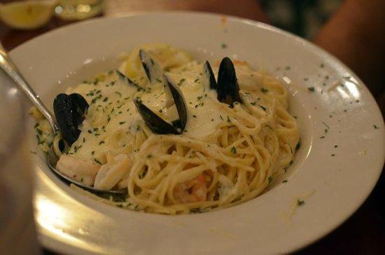 Florentina's Ristorante Italiano : Spaghetti del Mare