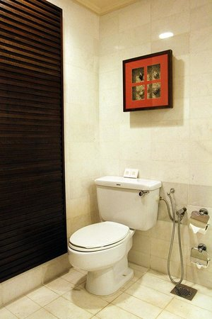 PARKROYAL Penang Resort, Malaysia : Toilet