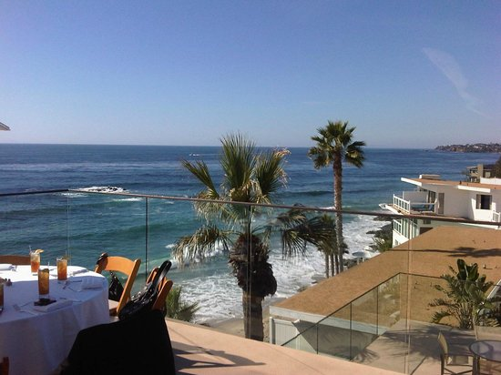 Surf & Sand Resort : view1