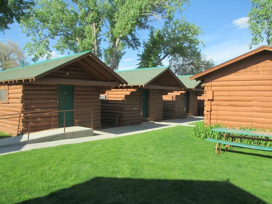 room one picture of buffalo bill cabin village cody